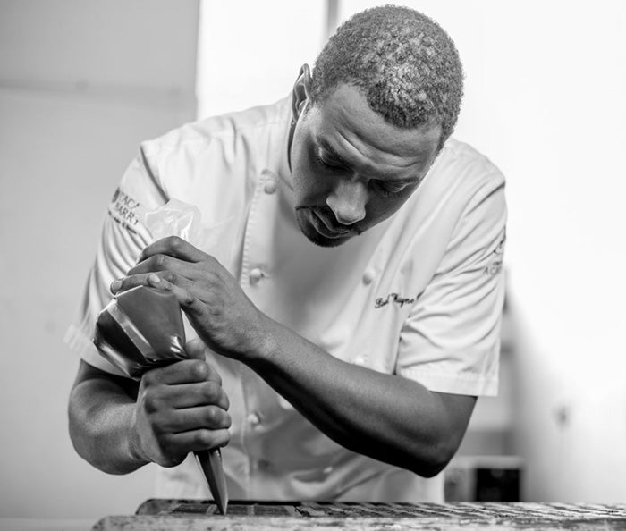 Paul Wayne Gregory award winning pastry chef and chocolatier