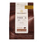 Callebaut power 41 milk chocolate packaging