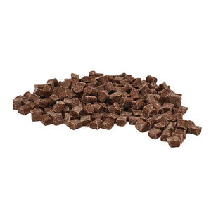 Callebaut | Milk chocolate bakestable chunks (11 x 12 x 5mm) | 2.5kg