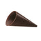Barbara Decor | Dark chocolate cone cups | 264 pieces