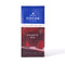 deZaan crimson red cocoa powder packaging
