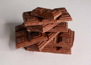 Madagascan vegan milk chocolate (40%) block