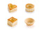 Mini puff pastry assortment