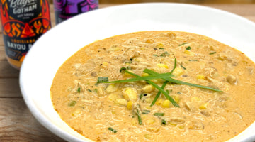 Louisiana Crab & Corn Bisque