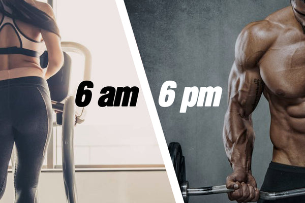 Benefits of Morning Cardio and Evening Weights