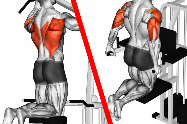 """Yes"""" to Assisted Pull-Ups and Dips"""