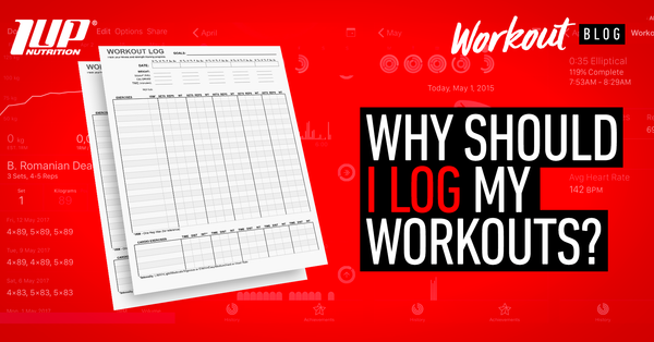 why should i log my workouts