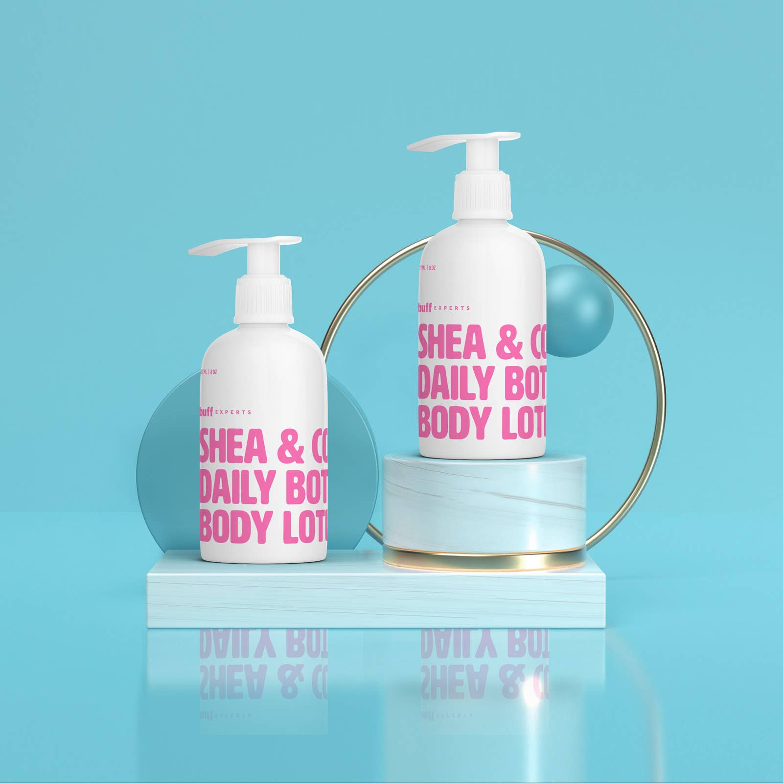 Shea & Cocoa Daily Botanical Body Lotion