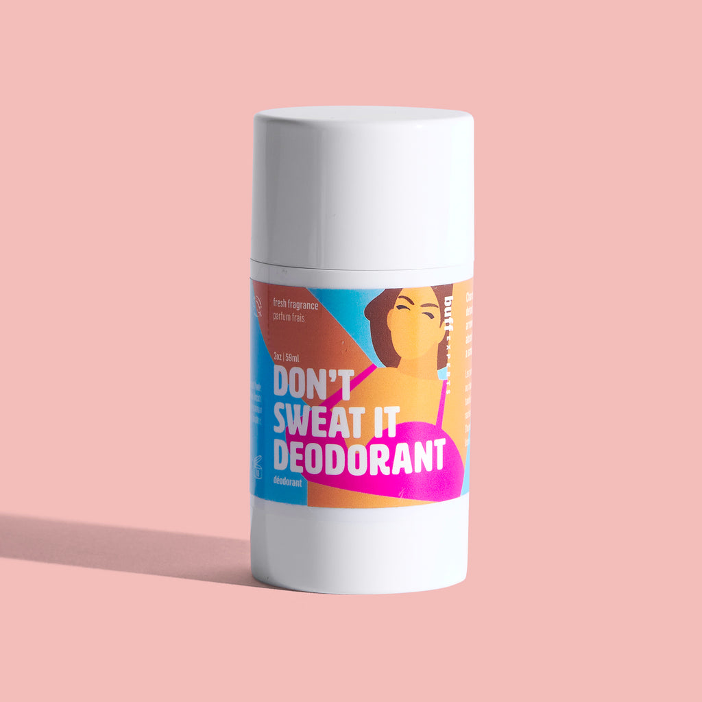Don't Sweat It All Natural Deodorant