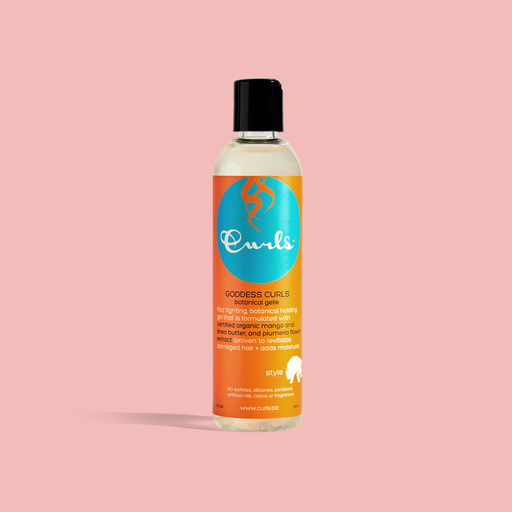 Goddess Curls Botanical Gelle