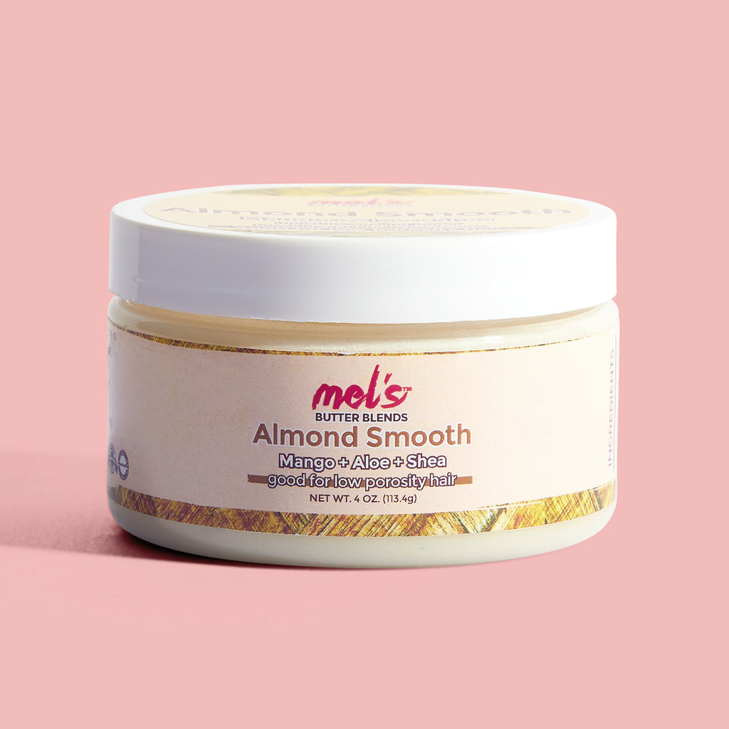 Almond Smooth: Mango + Aloe + Shea Butter Blend