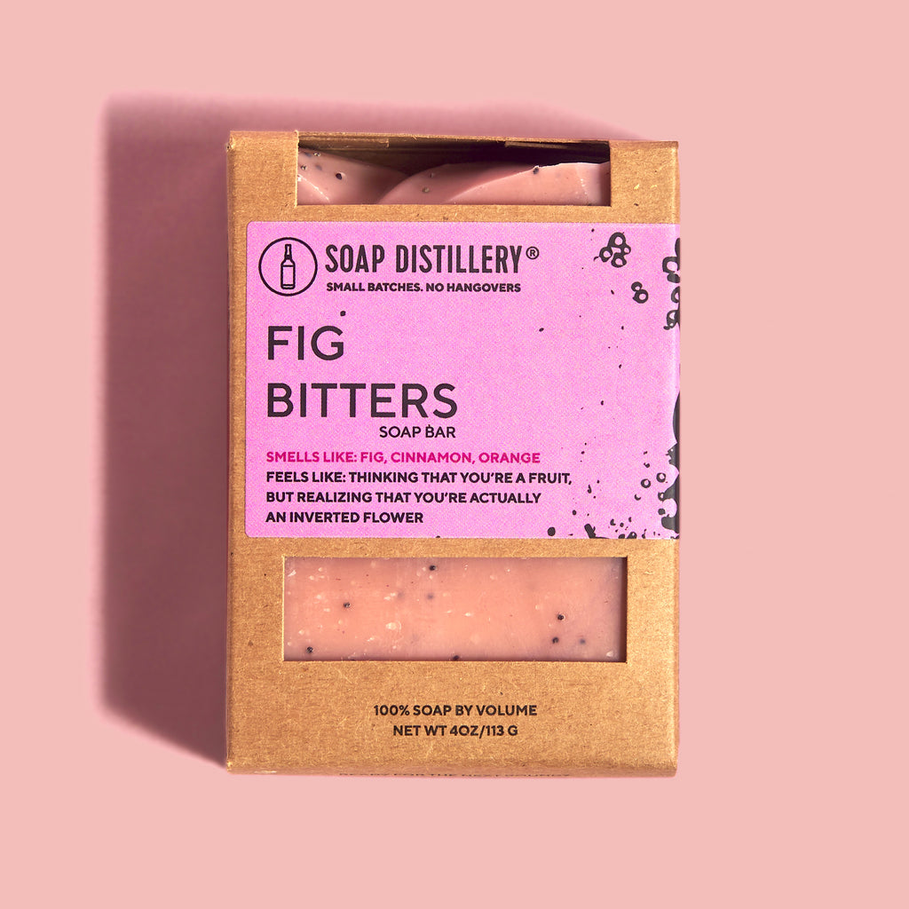 Fig Bitters Soap Bar (Limited Edition)