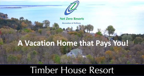 Timber House Resort vacation homes that pay you
