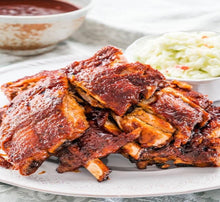 Load image into Gallery viewer, Family Pack Smoked Chicken and Ribs