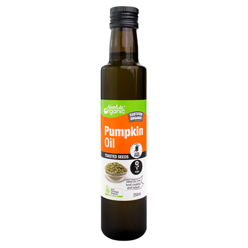 Pumpkin Oil Roasted Seeds 250ml