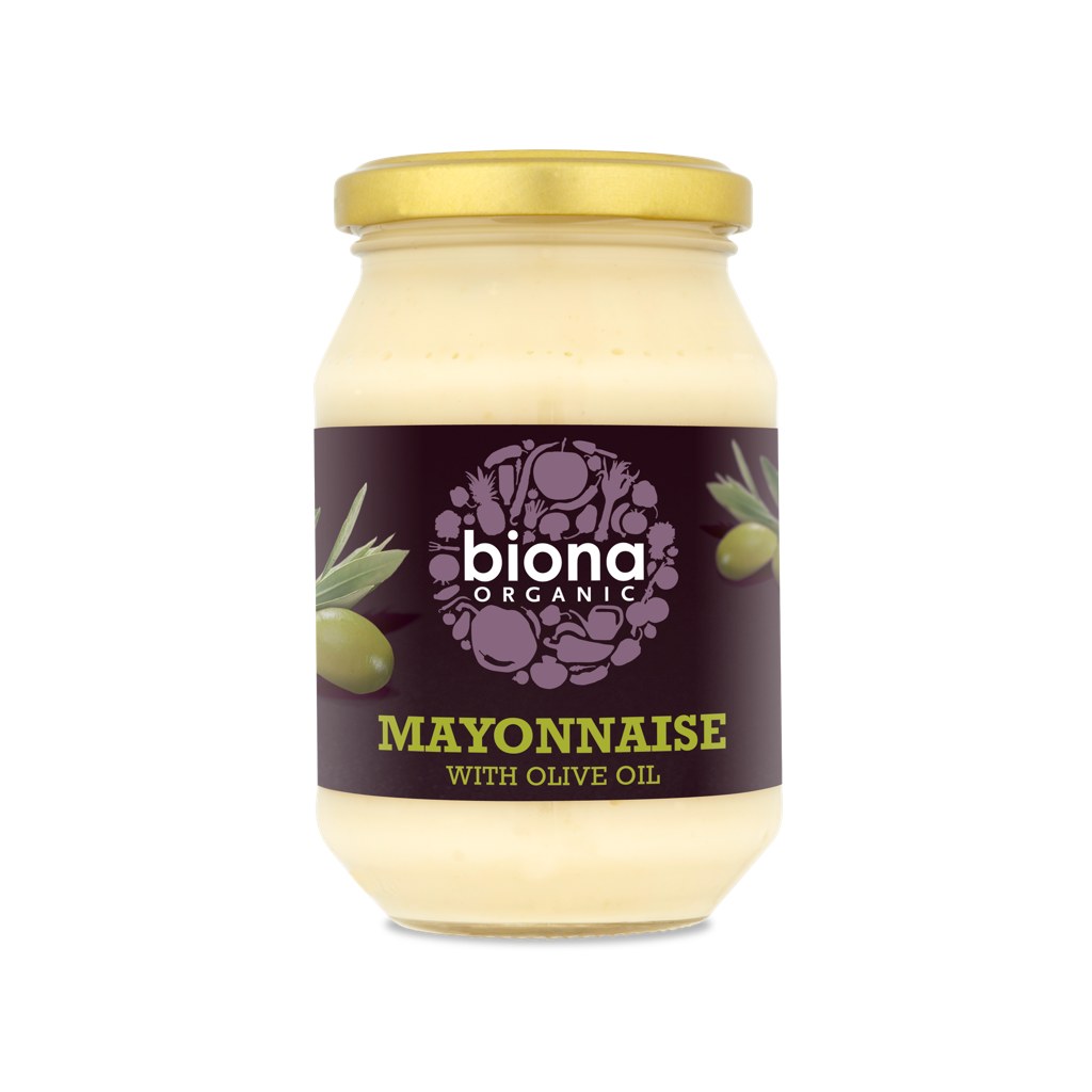 Organic Olive Oil Mayonnaise