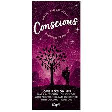 Conscious Chocolate Love Potion No.9