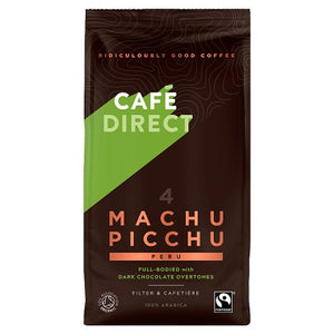 Organic Machu Picchu Ground Coffee FT