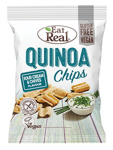 Quiona Sour Cream & Chive