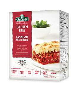Rice & Corn Mini Lasagne