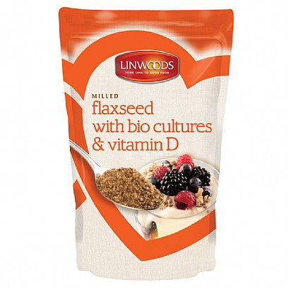 Flaxseed with Probiotic & Vitamin D