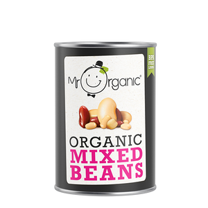 Mr. Organic Mixed Beans