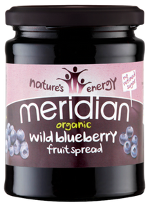 Organic Wild Blueberry Fruit Spread