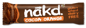 Cocoa Orange Bar