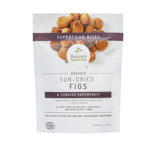 Organic Sun-Dried Figs 140g