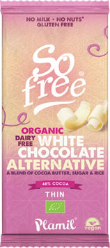 So Free Organic White Alternative Thin