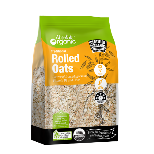 Traditional Rolled Oats