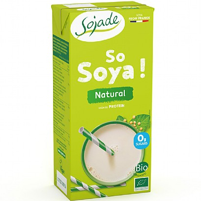 Organic Natural Soya Drink
