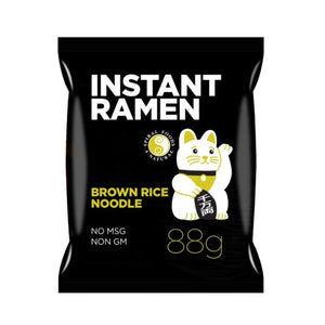 Instant Brown Rice Ramen