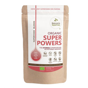 Organic Super Powers (for Stamina)