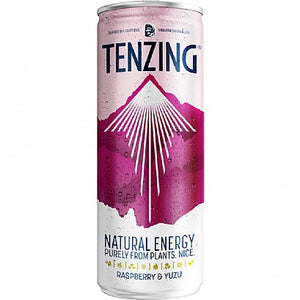 Raspberry & Yuzu Natural Energy Drink