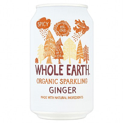 Organic Ginger Drink - Can