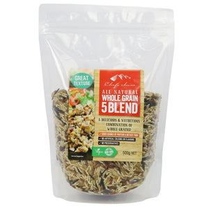 All Natural Whole Grain 5 Blend 500g
