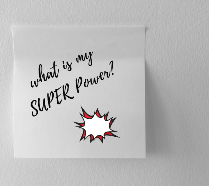 What is my Super Power?