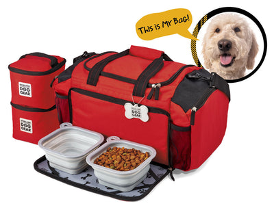 Mobile Dog Gear Ultimate Week Away® Duffle