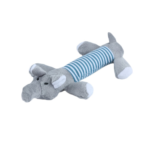 1 Pc Fashion Pet Puppy Chew Squeaker - For Paw Sakes