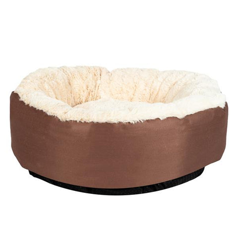 HOBBYZOO Pet Dog/Cat Round Bed