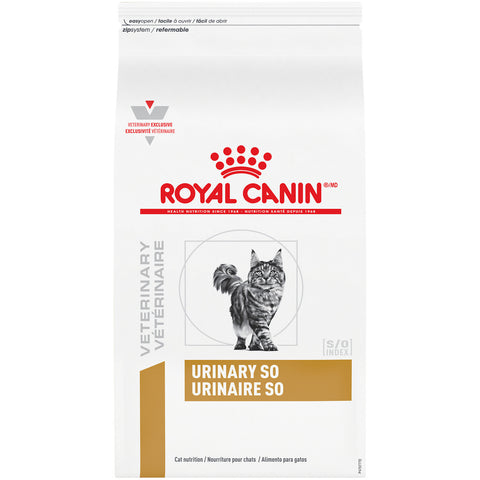 Royal Canin Feline URINARY SO Dry Cat Food 17.6 Lbs.
