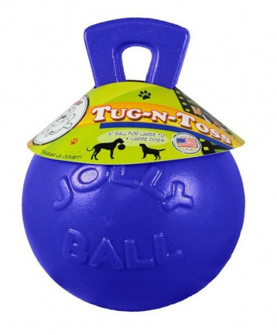 Tug n Toss Ball Dog Toy