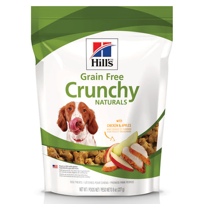 Hill;s Science Diet Grain Free with Chicken & Apples Dog Treats 8 oz