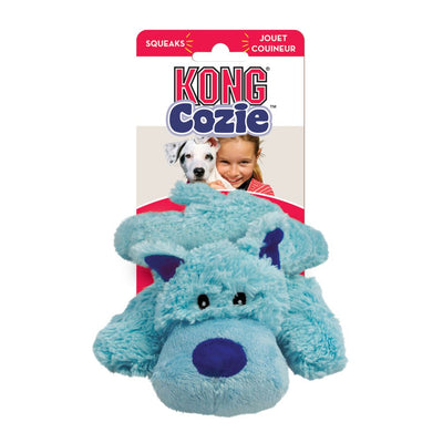 KONG Baily Dog Medium Cozie Plush Dog Toy