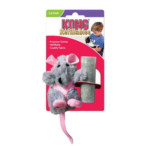 Kong Rat Catnip Toy