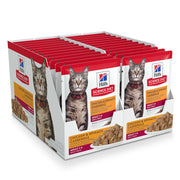 Hill's Science Diet Chicken & Spinach Casserole Adult Wet Cat Food 2.8oz. Case of 24