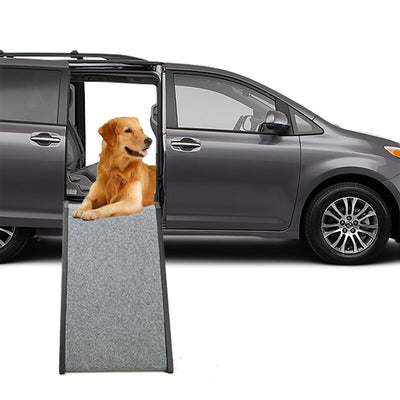 "Car Foldable Portable Lightweight Dog Safe Loader 26"" Pet Ramp"