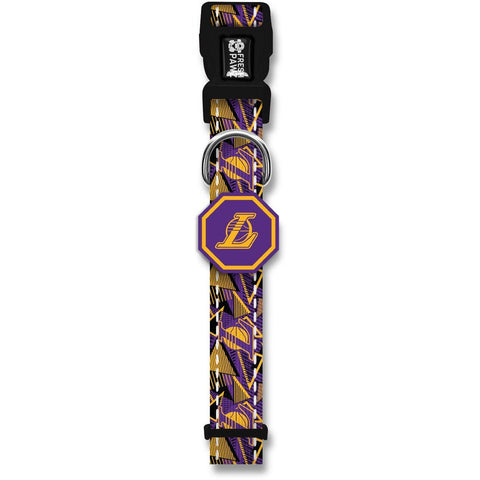 Los Angeles Lakers x Fresh Pawz - Hardwood | Collar