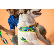 90s Throwback | Adjustable Mesh Harness - For Paw Sakes